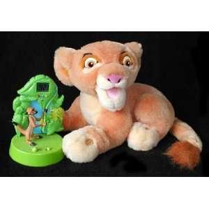 Disneys The Lion King Simbas Pride Interactive Talking Alarm Clock