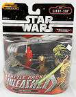 Star Wars Battle Packs Unleashed ROTS Order 66 Jedi Mas