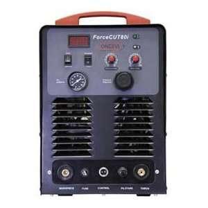 Forcecut 80i™ 80 Amp Continuous Pilot Arc Plasma Cutter