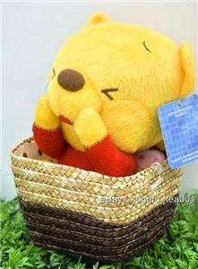 Winnie Pooh Tigger Piglet Eeyore Plush ~BEE STING SERIE