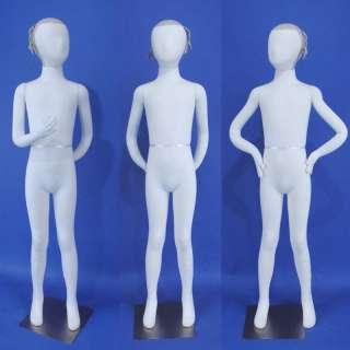 Two Totally Flexible & Bendable Girl Mannequin G07 G08