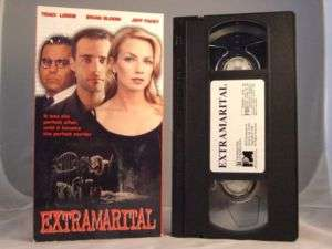 Extramarital (1999, VHS) Jeff Fahey, Traci Lords 757449028132