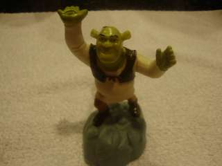 BURGER KING TOY   SHREK