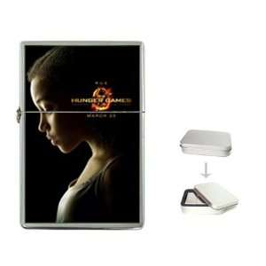 RUE The Hunger Games Collection Flip Top Lighter Movie High Quality