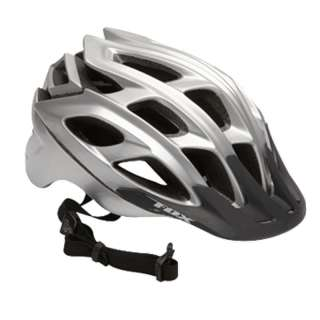 Fox Racing Bike AM Downhill Striker MTB Bike Helmet Silver S/M