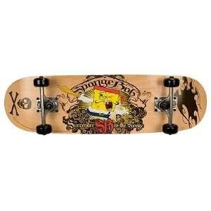 Nickelodeon SpongeBob SquarePants Bob the Pirate 28 in. Skateboard