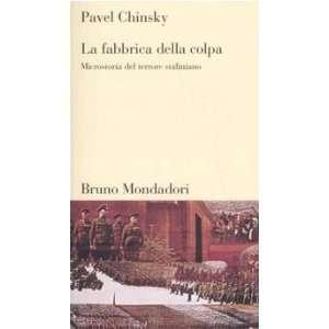 del terrore staliniano (9788842498872) Pavel Chinsky Books