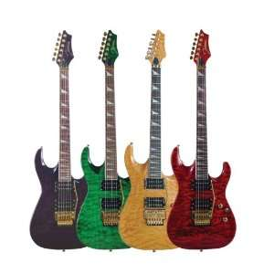 CATALYST Custom Design Solid Body Electric Guitar Musical