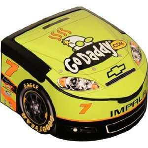 NASCAR Danica Patrick #7 GoDaddy Green 10 Qt. Insulated