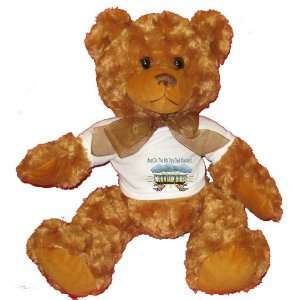 And On The 8th Day God Created MOUNTAIN BIKES Plush Teddy