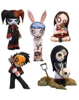 TITLE Living Dead Dolls  Series 1 2 inch Blind Box Single Figurine