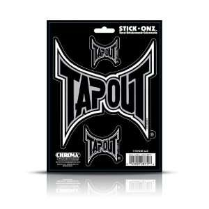 Chroma Graphics,Inc. 8717 Tapout Stick Onz: Automotive