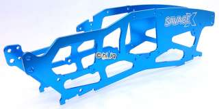 ALLOY 3 MM CHASSIS FRAME Fits HPI SAVAGE X