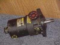 PARKER COMPUMOTOR (AS 12 BMR) CODE AV AXIAL PISTON PUMP