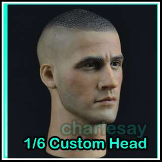 Action Figure toys HeadPlay Head Sculpt Jake Gyllenhaal Jarhead