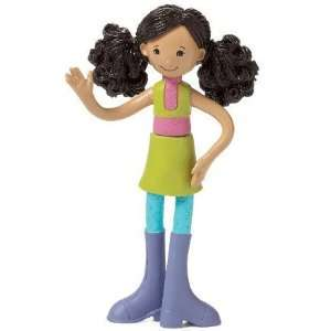 Bindi, Poseable Mini Groovy Girls Doll Toys & Games