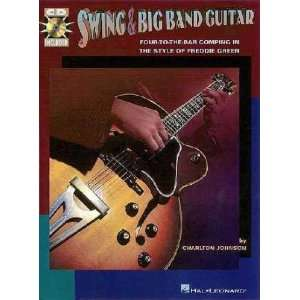 Swing & Big Band Guitar **ISBN 9780793573813**