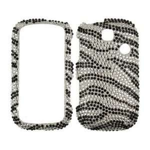 Case Black Zebra Skin For T Mobile Tap Cell Phones & Accessories