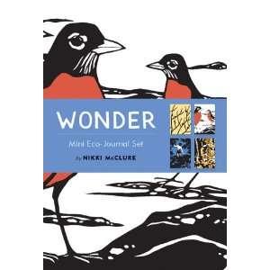 Wonder Mini Eco Journal Set (9781452106274) Nikki McClure Books