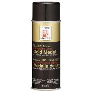 Design Master 231 Gold Medal Metallic Spray Arts, Crafts & Sewing