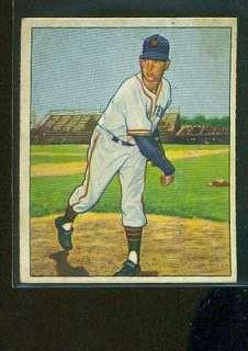 1950 BOWMAN #83 SHELDON JONES N Y GIANTS VG EX 6005