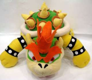 Super Mario Bros Bowser Keychain Anime Cosplay