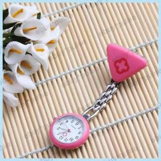 Colors Nurses Doctor Pendant Pocket Quartz Watch Gift
