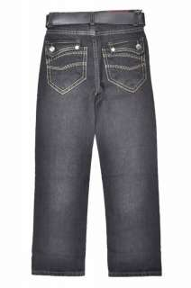Chams Boys Slim Fit Jeans Size 8 10 12 14 16