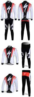 NEW hot team bicycle Cycling bike wear Jersey shirt and pants long
