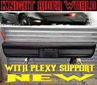 FIREBIRD KNIGHT RIDER KITT SUPERCAR REAR BUMPER SPECIAL EDITION