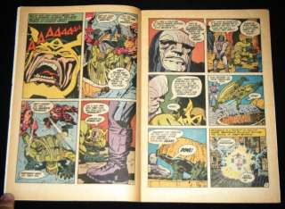 FOREVER PEOPLE #2, DC Comics 1971   Jack Kirby Story & Art   Bronze