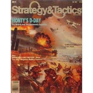 102 Featuring Montys D Day Game (9780394548319) John Prados Books