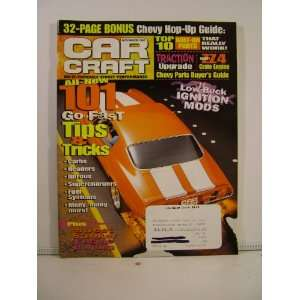 Car Craft Magazine November 1997 Chevy Hop Up Guide, Go