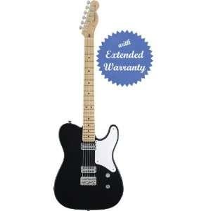 , Maple Fingerboard with Gear Guardian Extended Warranty   Black
