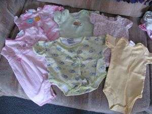 of girls size3 6 months clothes baby toddler summer winter mix