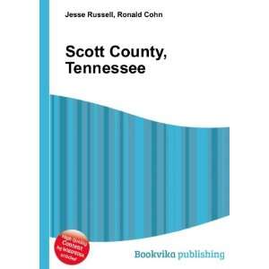 Scott County, Tennessee Ronald Cohn Jesse Russell  Books