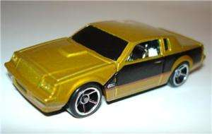 1982 BUICK GRAND NATIONAL NICE LOOSE HOT WHEELS