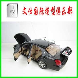 18 China New Toyota CROWN 2010 (Black) Diecast Mint in box