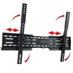 26   65 Plasma/LCD TV Wall Mount Bracket w/Tilt (Black