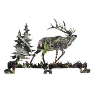 Elk Metal Coat Rack Realtree APG Camo Finish: Sports