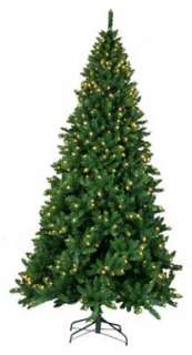 Foot Albany Artificial Christmas Tree With 600 Smart Multi Color LED