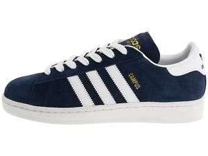 ADIDAS CAMPUS II NAVY/WHITE 034895 adidas Original Mens Shoe Navy