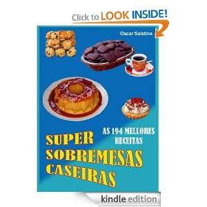SUPER SOBREMESAS CASEIRAS (Spanish Edition) OSCAR DANIEL SALATINO