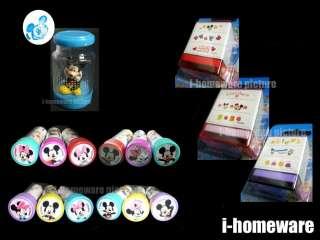Minnie Mouse Disney Party Gift Supply Self Inking Stamps Stampers