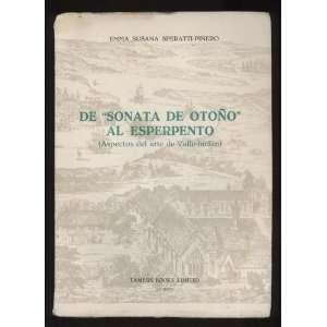 Monografías A) (9780900411038) Emma Susana Speratti Piñero Books