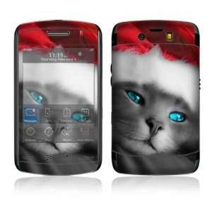 9550) Skin Decal Sticker   Christmas Kitty Cat