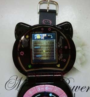 cell phone Unlocked watch style  mp4 fm radio 1GB TF card
