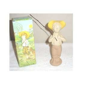 Avon Catch a Fish Figurine Cologne Bottle Everything Else