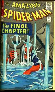 Amazing Spider Man #13 to #38 COMPLETE Ditko1964 1968 FREE PRIORITY