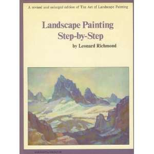 Painting Step by step (9780823026159) Leonard Richmond Books